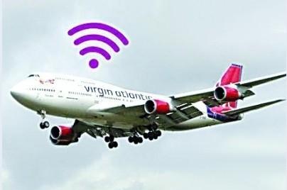 飞机上wifi原理