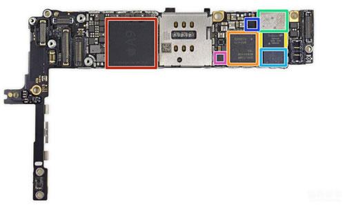 电路板 机器设备 500_297