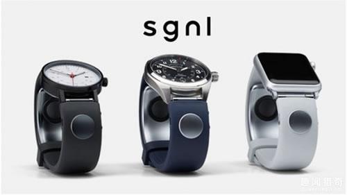 超方便!新型智能手表,这个可以用手指听电话